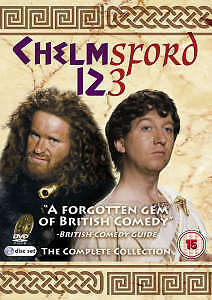 Chelmsford 123 - The Complete Series 1 And 2 - Dvd - Tv - New