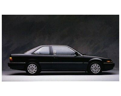 1988 Honda Accord Luxury Sports Coupe Automobile Photo Poster zca2556