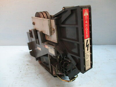 Siemens DC Contactor 14-193-221-582 1500V 1600 Amp Coil 125 VDC ADC A