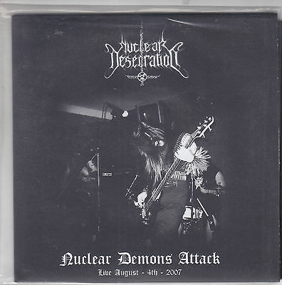 """NUCLEAR DESECRATION - nuclear demons attack EP 7"""""""