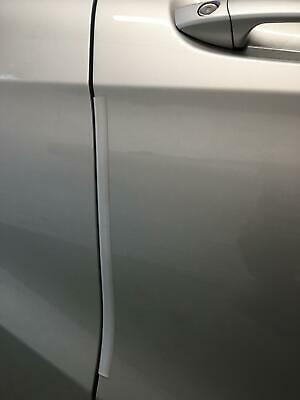 New Bump Stop Quality Car Door Guard Push On Edge Strip Dent Slide On Clear