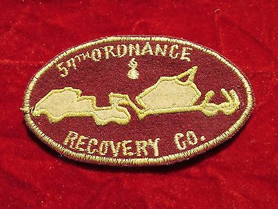 57th Ordnance  Recovery Company