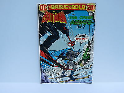 Vintage The Brave And The Bold Batman And The Green Arrow Comic Number 106