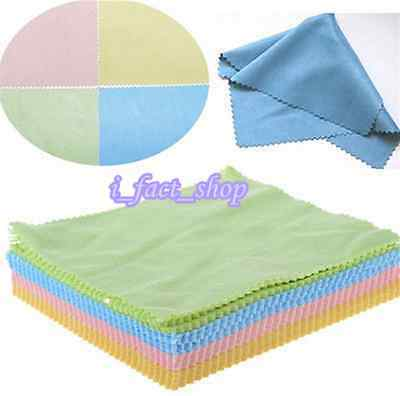 10x Microfiber Cleaner Phone Screen Camera Lens Glasses Cleaning Cloths Wipe IFA