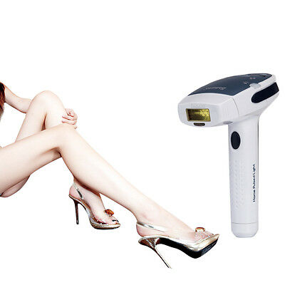 Painless Epilator Face & Body Legs Laser Hair Remover Permanent Hair Removal