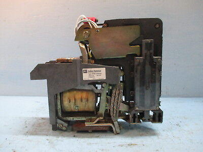 Cutler Hammer DC Contactor 2120A07G14 Type DPM 1000 VDC 1250 Amp 115 VDC Coil