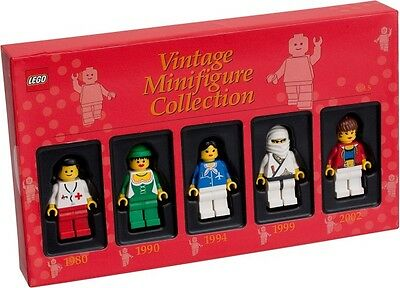 Lego Vintage Minifigure Collection Vol.5 852769 BNIB