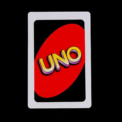 Party Family Entertainment Board Game UNO Fun Poker Playing Cards Puzzle Games G