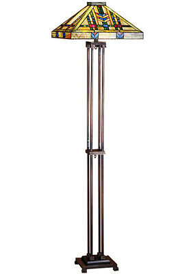 "Meyda Home Indoor Bedroom Decorative Lighting 63""H Prairie Wheat Floor Lamp"