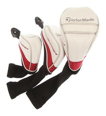TaylorMade AeroBurner Driver Fairway Wood Hybrid Headcover Head Cover Golf