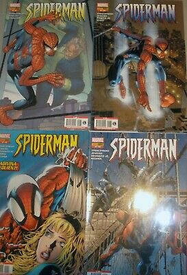 Spiderman & El Asombroso Spiderman Lote De 5 Comics Panini