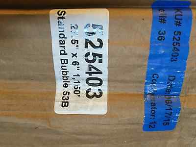 New Airplus By Storopack 525403 Bubble Film 53B Heavy Bags Case Sealed Air