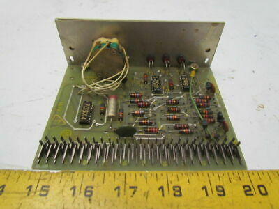 GE General Electric IC3622GDCB1A ESS Circuit Board Counter Card Selector Switch