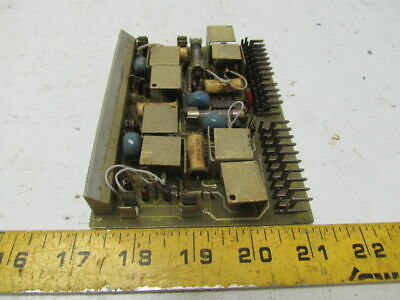 GE General Electric IC3622GSDE1 A Solenoid Driver Circuit Board Card