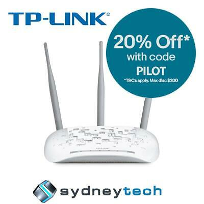 New TP-Link TL-WA901ND 450MBPS Wireless N Access Point