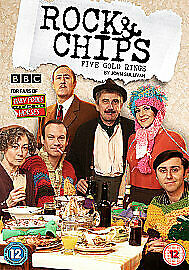 Rock And Chips - Five Gold Rings New Region 2 Dvd