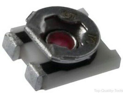 TRIMMER, 100K, 3MM, Part # TC33X-2-104E