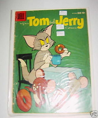 Tom and Jerry 1958 #171 Dell Comics FR