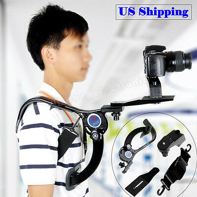 Shoulder Mount Support Pad Stabilizer for Video DV Camcorder HD DSLR DV Camera