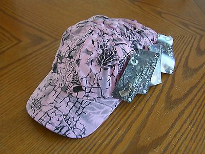 5 Pc Nwt Pink Superflauge Camo Hats