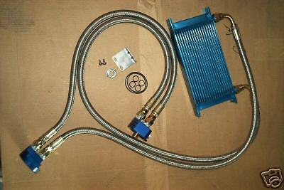 OIL COOLER KIT COMPLETE To Fit Subaru IMPREZA GDB GDA WRX STi