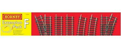 Hornby R8226 Track Extension Pack F OO Gauge Track for Model Railways