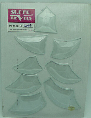 Quality BEVEL CLUSTER Christmas TREE Unassembled ADD JEWELS DECORATIONS 14086