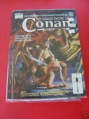The Savage Sword of Conan #210  Marvel Comics '93 VF/NM