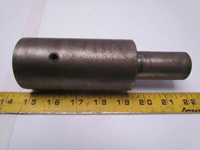 """1-1/2"""" Bore 1-1/4"""" Straight Shank 4-1/2"""" Projection End Mill Tool Adapter"""