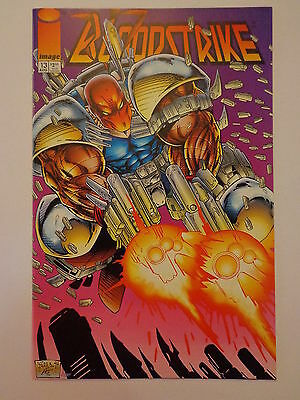 Bloodstrike Better Off Dead Extreme Volume 1 #13 Image Comics August 1994 NM