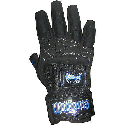 Williams Tournament 3/4 Finger Gloves - Double Padded - Sizes Xs - Xxl (5830)