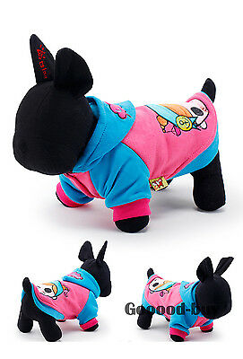 Constellation Pet Dog Puppy apparel clothes clothing Winter warm Coat