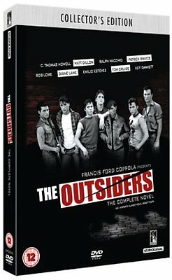 The Outsiders (2 Disc Special Edition) - Sealed NEW DVD