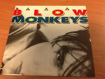 "12"" Mix The Blow Monkeys It Doesn't Have To Be This Way Ex/M Uk Ps 1987 Bss"