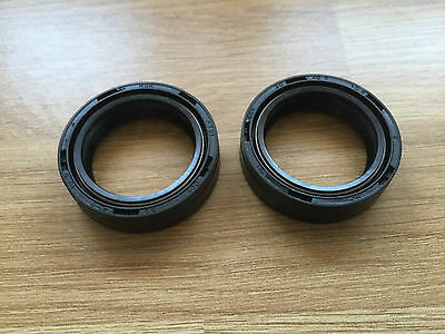 2T Fork Oil Seals For Yamaha RX 100 0100 CC 1996