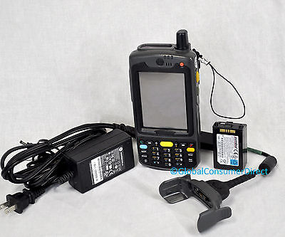 SYMBOL MC70 Motorola MC7094-PUCDCRHA8WR PDA 1D Barcode Scanner GSM +CHARGER R