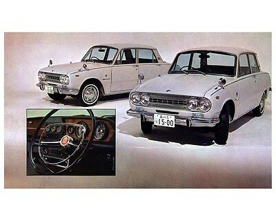 1967 Isuzu 1500 Sport Automobile Photo Poster zca3030