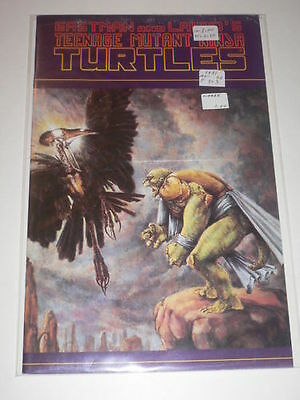 Teenage Mutant Ninja Turtles #36 Comic Mirage Jun 1991