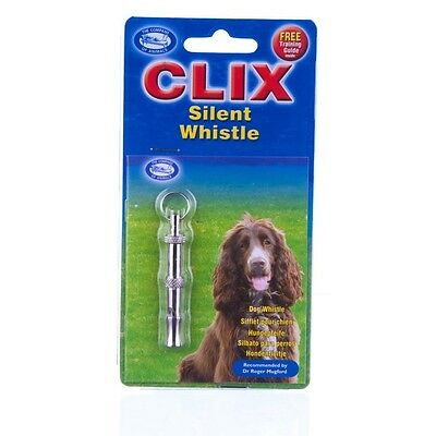 SILENT WHISTLE FOR DOG TRAINING by CLIX