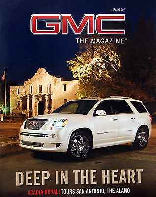 GMC - The Magazine - Deep in the Heart - Spring 2011