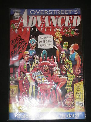 Overstreets Advanced Collector #1 VF Price Guide 1993