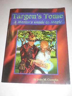 Targen's Tome Master's Guide to Magic VF John Corradin