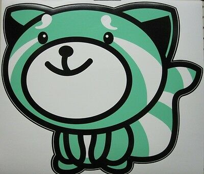 THE WEEKND 2013 Kissland Huge Promotional Sticker #2 Flawless New Old Stock