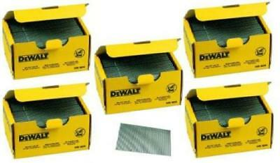 DeWalt 5 Box Assorted DC 616 Galvanised Straight Nails