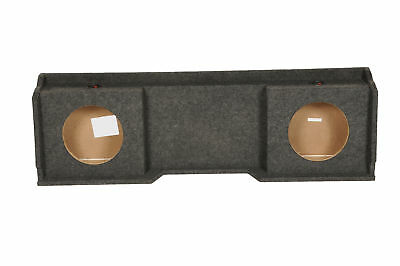 "Rockville 12"" Sub Box for 1999-2006 Chevy Silverado 1500 Xcab/99-06 GMC Sierra"