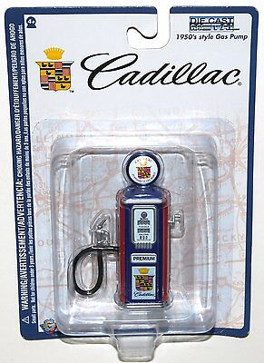 Diecast Gearbox Cadillac 1950's Style Gas Pump
