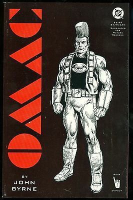 OMAC #1 of 4 John Byrne & Jack Kirby, DC Comic Graphic Novel TPB 1991 LOT of 10