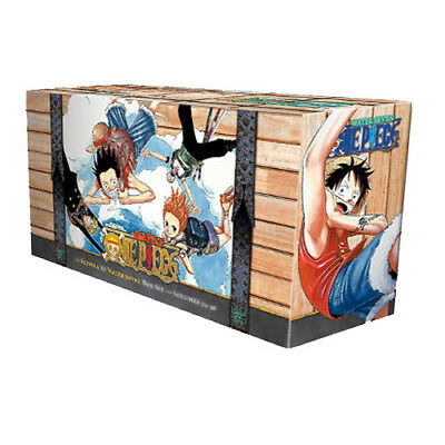 Eiichiro oda One Piece The Children's Comic Book Collection Box Set 2 vols 24-46
