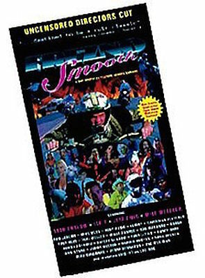 Frezno Smooth Uncensored Directors Cut Fresno New & Factory Sealed Vhs