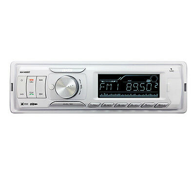 AXIS Marine Stereo MA1400BT Bluetooth AM/FM/MP3/SD Compact NEW 2yr Warranty